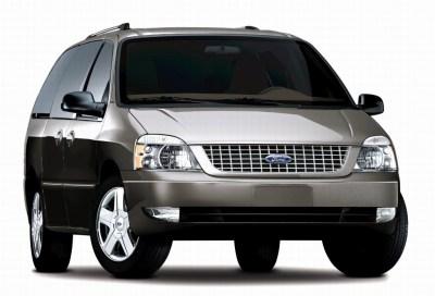 2007 Ford Freestar - conceptcarz.com