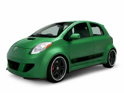 2008 Toyota Yaris Five-Door Tailback News and Information - conceptcarz.com