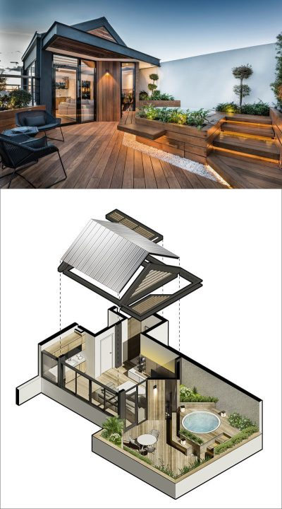 These 10 Rooftop Decks Are Always Ready For Outdoor ...