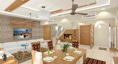3D Interior Design Service for Indian Homes – ContractorBhai