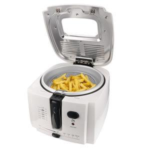 Meykey Electric Deep Fryer Cool-touch Review
