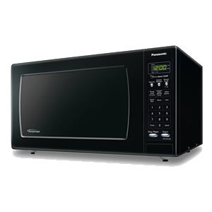 Panasonic NN-SN733BAZ Countertop Microwave Oven Review