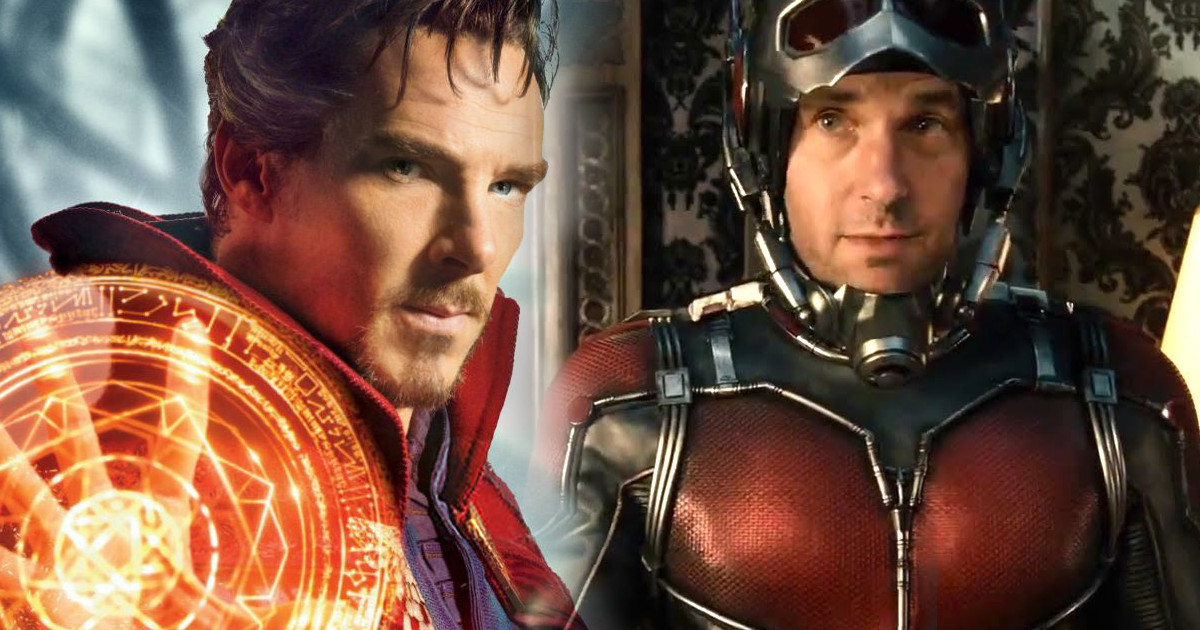 Paul Rudd Shares Ant Man 2 Set Video With Doctor Strange   Cosmic     Ant Man and the Wasp started filming today  and in addition to the Marvel  Studios teaser  Paul Rudd wished a fan a happy birthday with surprise guest