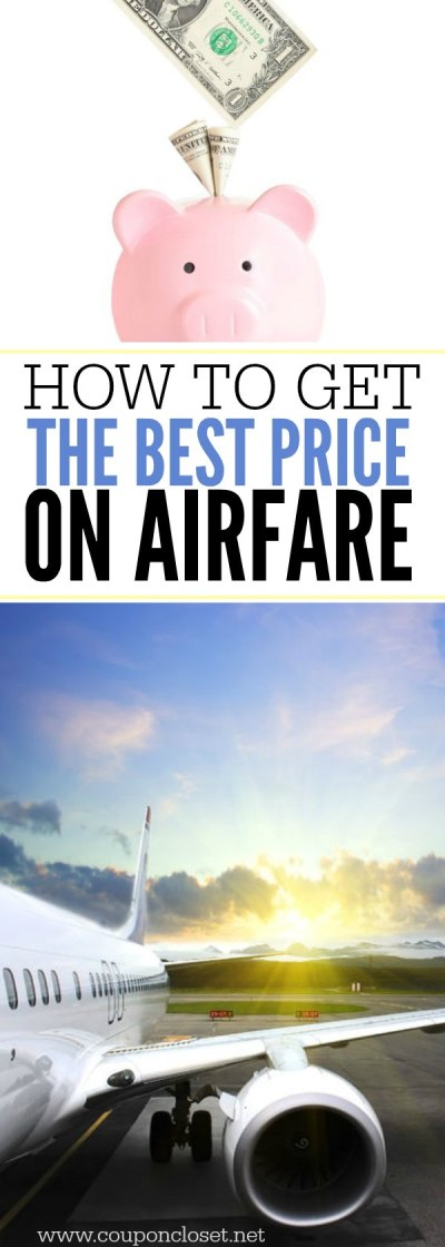How to get Cheap Airfare - 10 sneaky tips to get cheap flights