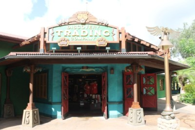 Discovery Trading Company in Animal Kingdom