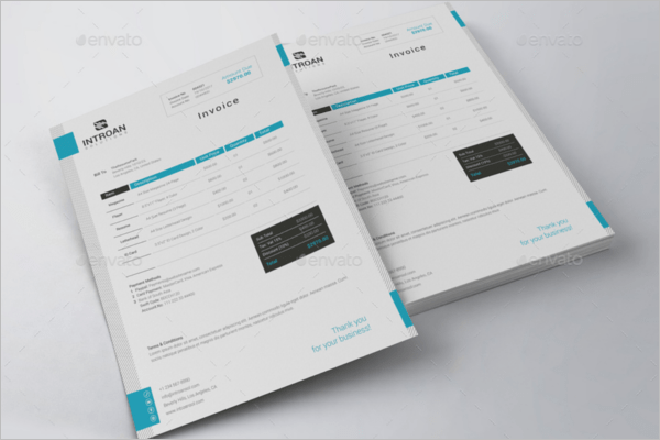 30  Freelance Invoice Templates Free Word  PDF  Excel Designs Sample Freelance Invoice Template