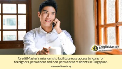 CreditMaster: Best Licensed Money Lender Singapore in Chinatown