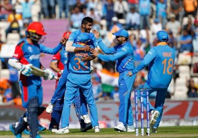 Live cricket score and updates IND vs AFG Cricket World Cup 2019, Match 28 live streaming, live ...