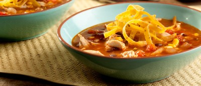 Mexican Chicken Tortilla Soup Recipe | Campbell's Kitchen