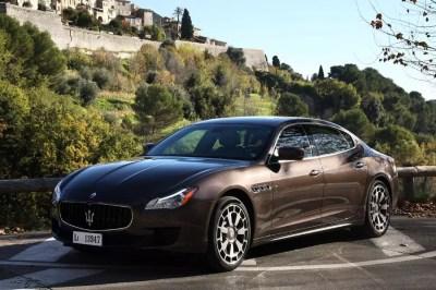 2013 Maserati Quattroporte Reviews, Specs and Prices | Cars.com