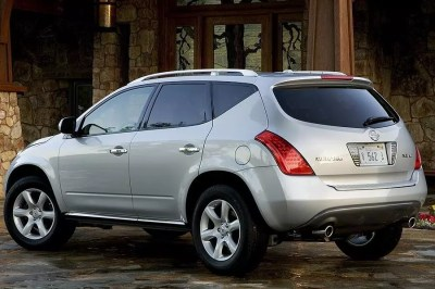 2007 Nissan Murano Reviews, Specs and Prices | Cars.com