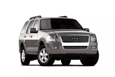 2008 Ford Explorer Reviews, Specs and Prices | Cars.com