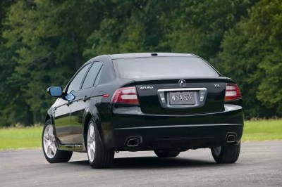 2008 Acura TL Overview | Cars.com
