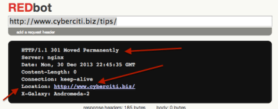 PHP Redirect To Another URL / Web Page Script Example - nixCraft