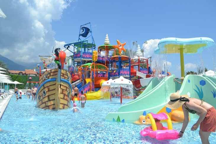 аквапарк Отдых в Турции в мае-2019 турция май 2019 Отдых в Турции в мае-2019 по системе «все включено» akva
