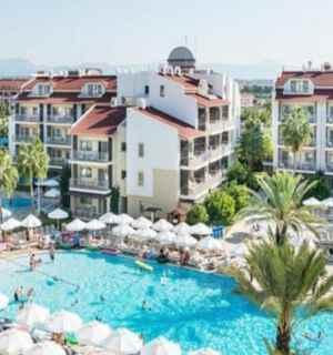 гостиница 4 звезды Отдых в Турции в мае-2019 турция май 2019 Отдых в Турции в мае-2019 по системе «все включено» t2
