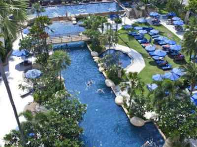 Jomtien Palm Beach отель