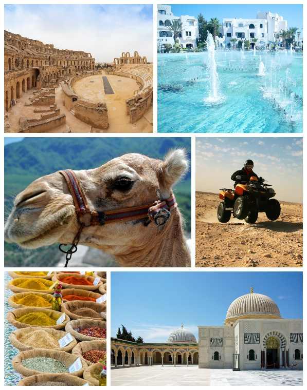 достопримечательности Туниса зимой Новый год 2020 в Тунисе Новый год 2020 в Тунисе ng tun2