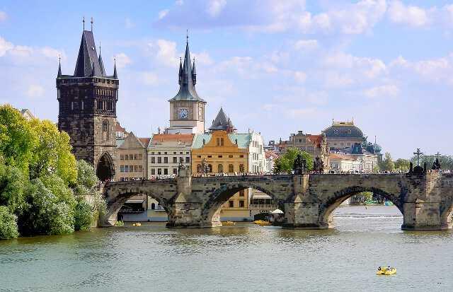 Карлов мост в Праге Что посмотреть и куда сходить в Праге Что посмотреть и куда сходить в Праге: ТОП-25 достопримечательностей most