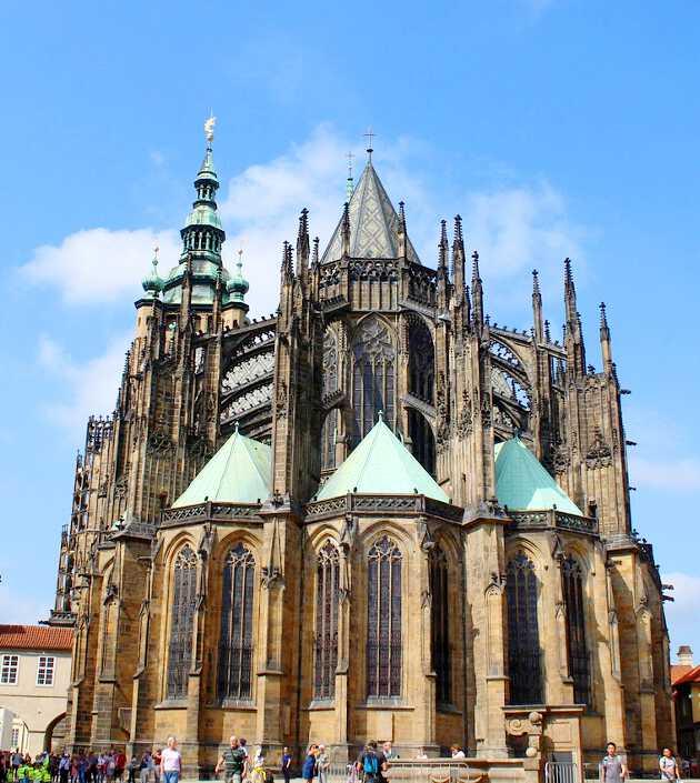 Собор св. Вита Что посмотреть и куда сходить в Праге Что посмотреть и куда сходить в Праге: ТОП-25 достопримечательностей vit