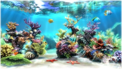 Sim Aquarium - Virtual Aquarium, Screensaver and Live Wallpaper