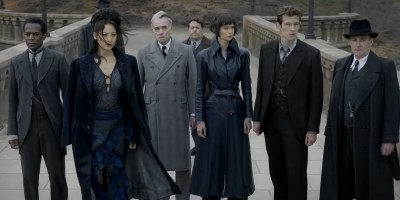 The 'Fantastic Beasts: The Crimes Of Grindelwald' Ending, Explained
