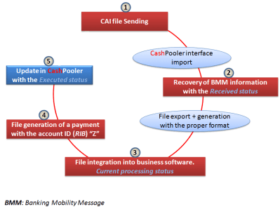 Banking Mobility Management: CashSolutions Module
