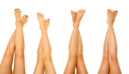 Ten steps to healthier legs
