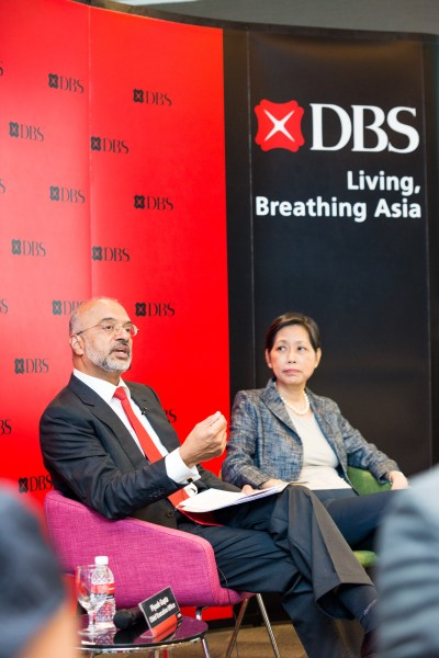 DBS launches SGD 50 million Foundation to strengthen CSR efforts