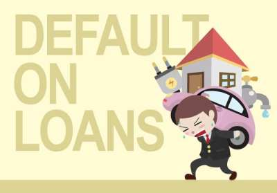 Loan Defaults– Getting Rid of Debt when Defaulting on Your Loans