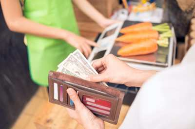 Want To Reduce Credit Card Debt? Only Pay With Cash