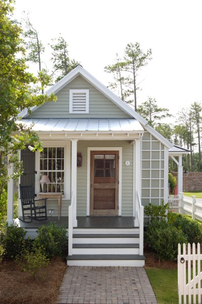 Fascinating Houses to Get Ideas for Very Small House Plans From | Decohoms