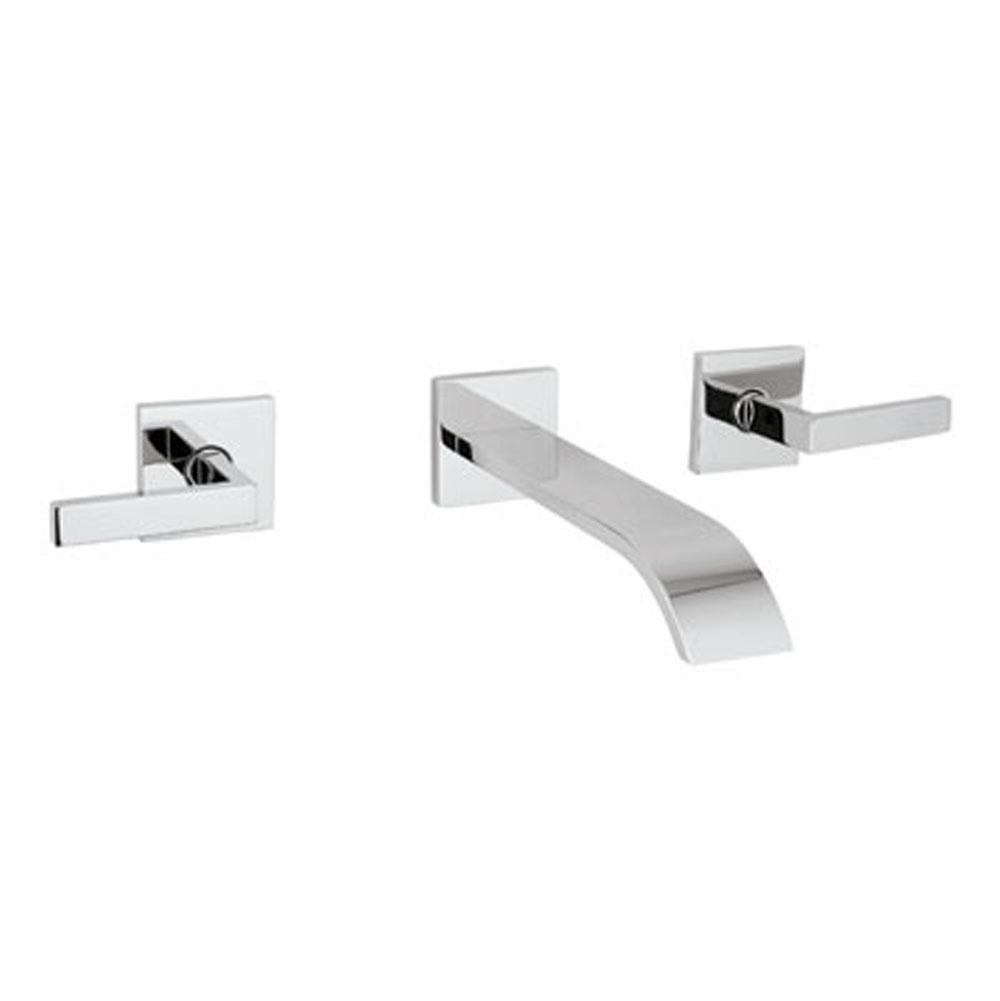 Rohl WAL APC 2 Polished Chrome Wall Mounted Bathroom Sink Faucet rohl kitchen faucets Project