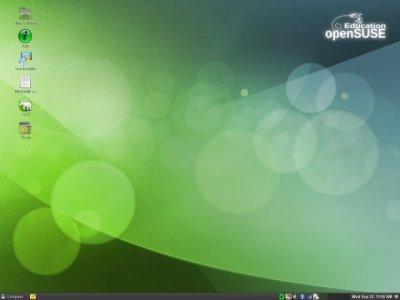 openSUSE 11.3 Edu-Li-f-e - Amazing