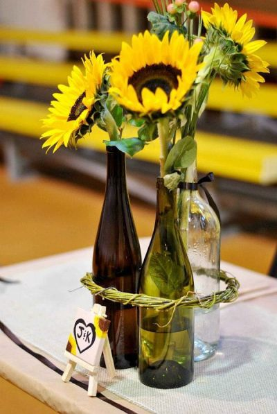 70+ Sunflower Wedding Ideas and Wedding Invitations | Deer ...