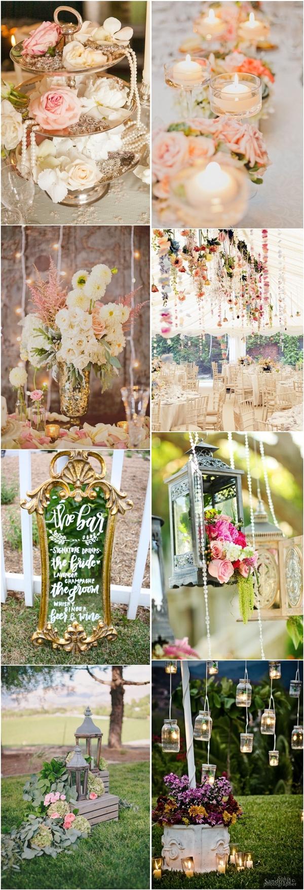 36 shabby chic vintage wedding ideas vintage wedding ideas rustic chic vinatge wedding decor ideas