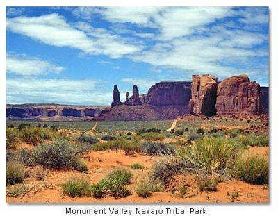 The Navajo Nation - DesertUSA
