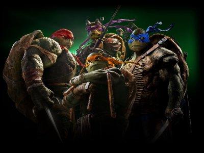 Teenage Mutant Ninja Turtles (TMNT 2014) HD Desktop, iPhone & iPad Wallpapers – Designbolts