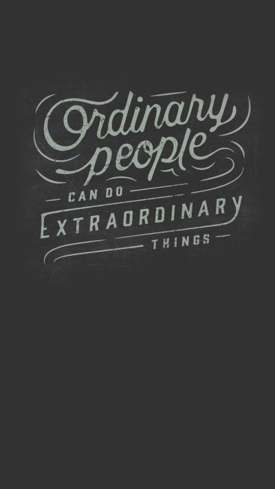 20+ Best Cool Typography iPhone 6 Wallpapers & Backgrounds in HD Quality