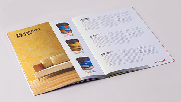 30  Really Beautiful Brochure Designs   Templates For Inspiration     Product Brochure Maxima 2