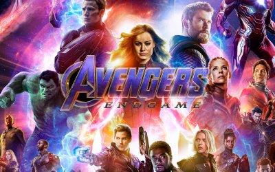 Avengers: Endgame (2019) Desktop Wallpapers HD