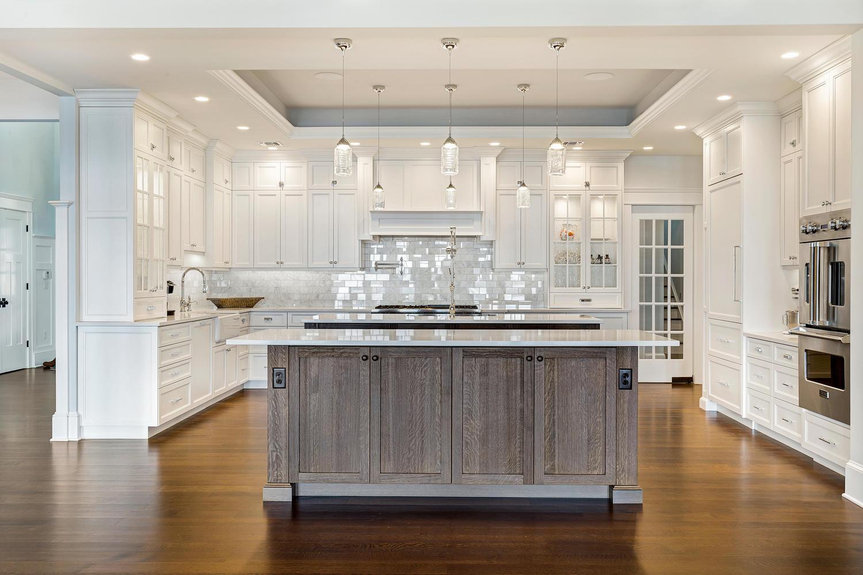 Kitchen Islands Peninsulas 3 custom kitchen islands Ocean Inspired Kitchen Islands