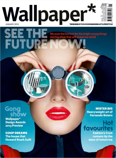 Sneak Peek: Wallpaper* Magazine's Next Generation Issue