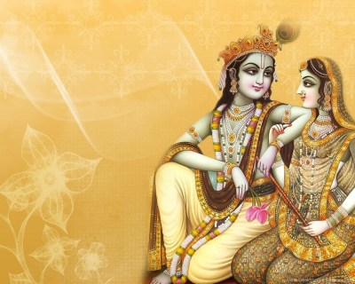 Lord Krishna And Radha Latest HD Wallpapers Desktop Background