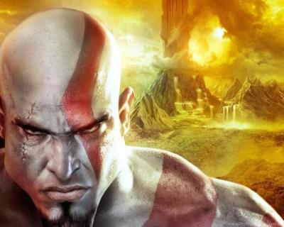 Cool God Of War Kratos Wallpapers Desktop Background