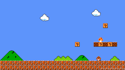 Super Mario Wallpapers Desktop Background