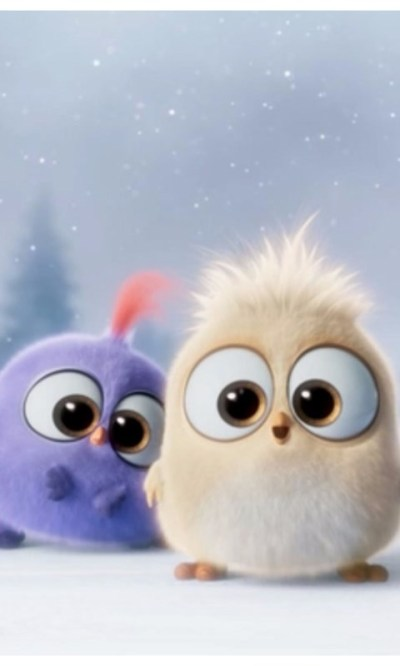 Cutest The Angry Birds Movie 4K Wallpapers Desktop Background