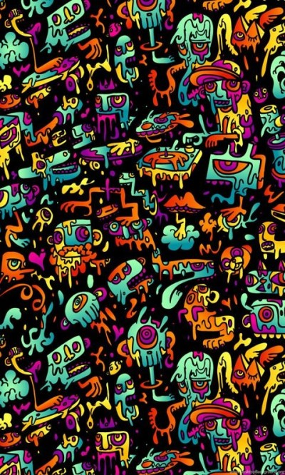 Old Graphic Abstract Wallpaper, HD Wallpapers Downloads Desktop Background