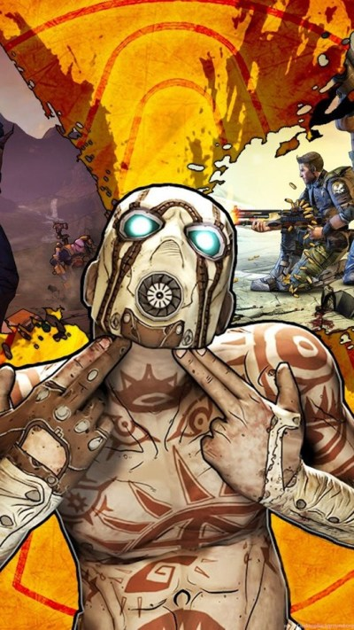 Wallpapers Borderlands 2 Wallpapers (34708181) Fanpop Desktop Background