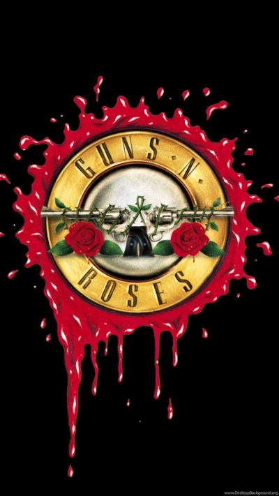 Guns N Roses Logo Awesome Full HD Wallpapers Desktop Background